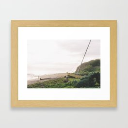 Catamaran no. 2 Framed Art Print