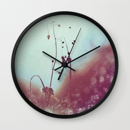 MAGICAL MORNING Wall Clock