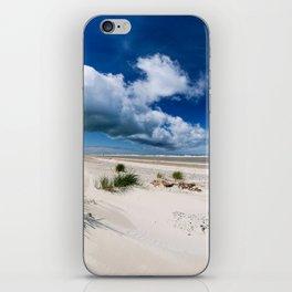 Grenen Beach Panorama iPhone Skin