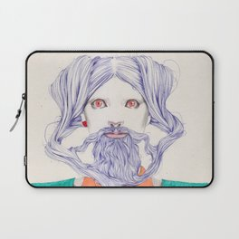 An Allusion  Laptop Sleeve