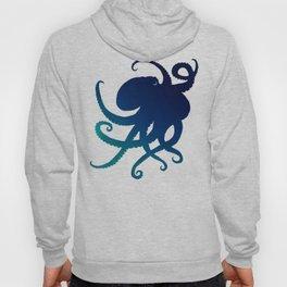 Indigo Mastermind ~ Octopus ~ Marine Life ~ (Copyright 2014) Hoody