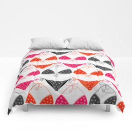 Bikini Collection #1 Comforters