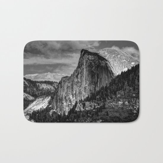 Half Dome Chrome Bath Mat