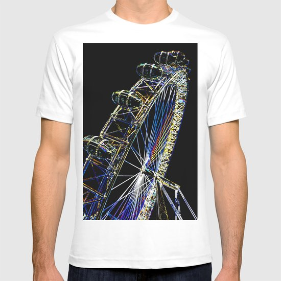 The London Eye Art T-shirt