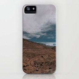 Amazing Roads of Ladakh iPhone Case