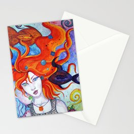 Delirium of the Endless Stationery Cards