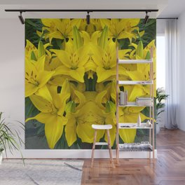 More flowers Wall Mural