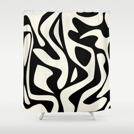 I Lava You Too Shower Curtain