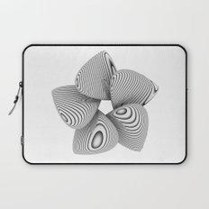 Bio Flower Art Print Laptop Sleeve