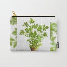 Pelargonium citrosum plant Carry-All Pouch