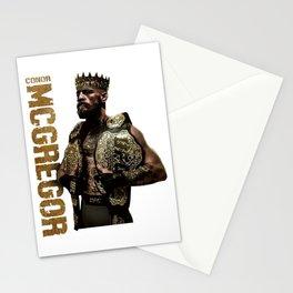 Conor Mcgregor Stationery Cards