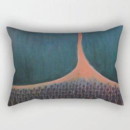 The Wrong Line Rectangular Pillow