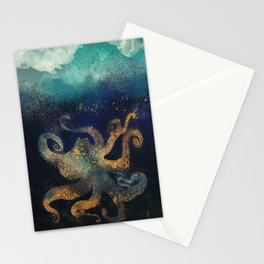 Underwater Dream II Stationery Cards