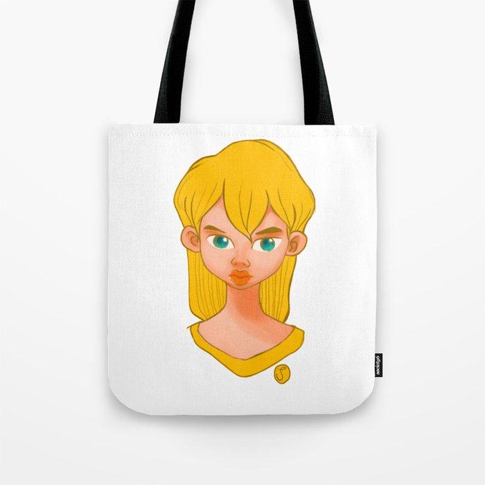 jo girl Tote Bag