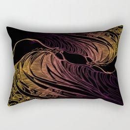 CRZ WAVE Rectangular Pillow