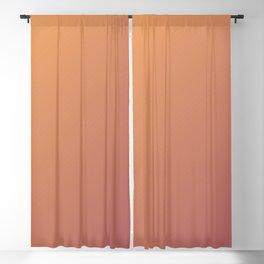 Sun wellness gradient color Blackout Curtain
