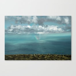 Ocean Rainbow Canvas Print