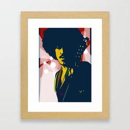 The Rocker Framed Art Print