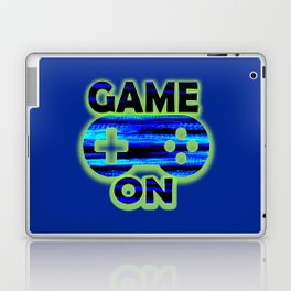Game On Laptop & iPad Skin