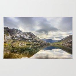 Lake Enol Rug