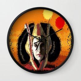 Padmé Amidala  Wall Clock