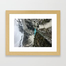 Laguna 69 Framed Art Print