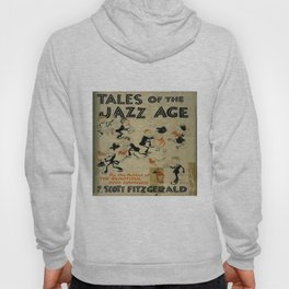 Tales of the Jazz Age vintage book cover - Fitzgerald Hoody