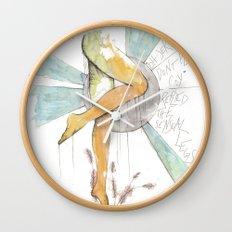 Coy Gams Wall Clock