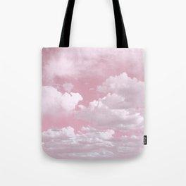 Clouds in a Pink Sky Tote Bag