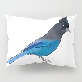 Steller's Jay Pillow Sham