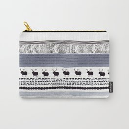 Pattern / Nr. 1 Carry-All Pouch