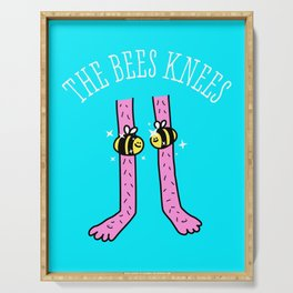 The Bees Knees Serving Tray