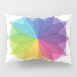 Fig. 010 Colorful Star Shape Pillow Sham