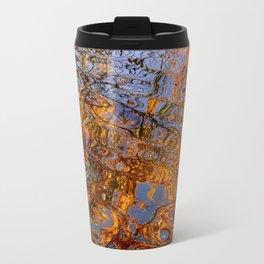 Autumn Reflection Travel Mug