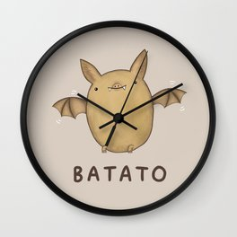 Batato Wall Clock