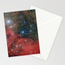 Star Cluster NGC 6604 Stationery Cards