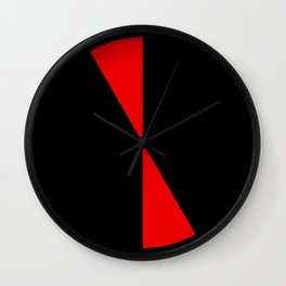 Pomodoro Analog Clock Wall Clock