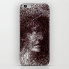yalnızlık iPhone & iPod Skin