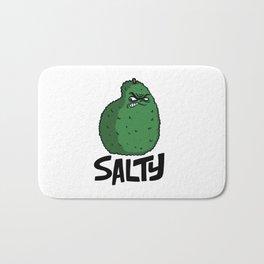 Salty Avocado Bath Mat