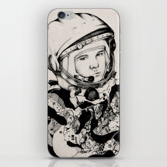 From Gagarin's Point Of View  iPhone & iPod Skin