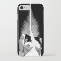 apollonia iPhone & iPod Cases featuring asc 528 - Le phare (Enlightening the world) by From Apollonia with Love