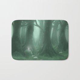 A Great Forest Bath Mat