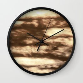 Afternoon Sun Wall Clock