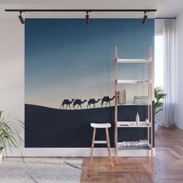 Desert Night Wall Mural