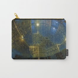 The City Wide and Broad Carry-All Pouch