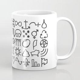 Symbols Coffee Mug