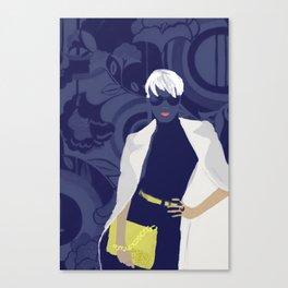 Blingbling Canvas Print