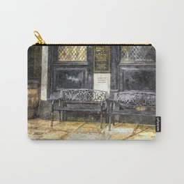 Pub Resting Place Art Carry-All Pouch