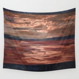 Petrified Wood Wall Tapestry