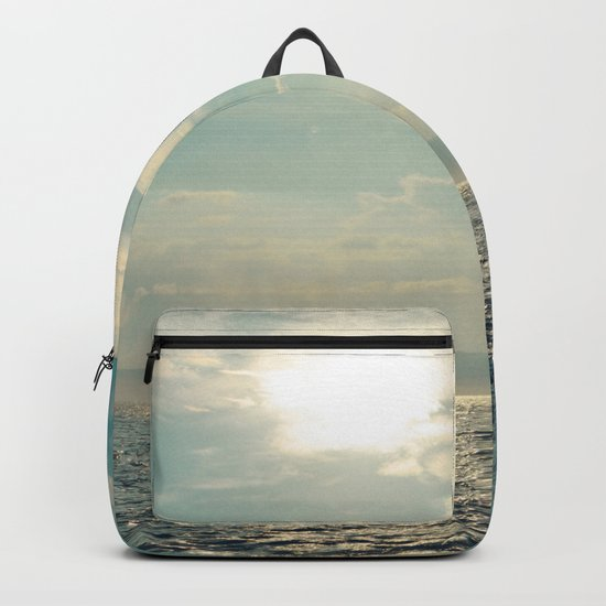 Pā'ako Beach Iridescence Backpack